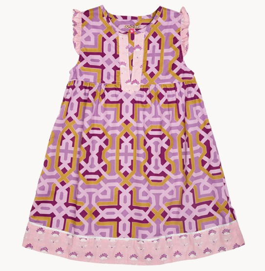 Pink Chicken's Christina Dress for girls 12m-6 years.