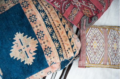 Berber Pillows